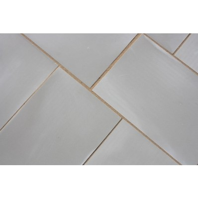Castacrete Six Sides Sawn and Honed Sandstone Paving 14.85m2 Patio Pack - Grey