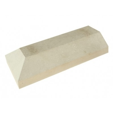 11 inch, 280mm Chamfered Wall Coping Stone End