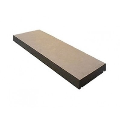 15 inch, 380mm Concrete Flat Wall Coping Stone