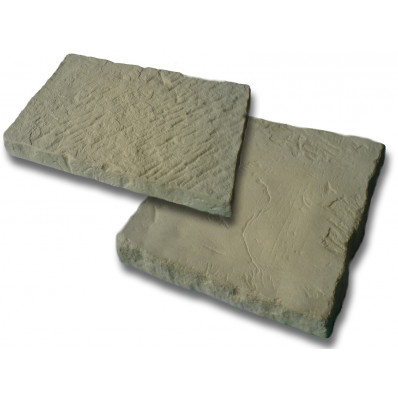Olde York Paving - Worn Limestone SAMPLE - FREE DELIVERY