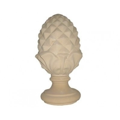 Regency 12 inch Pineapple Cast Stone Finial