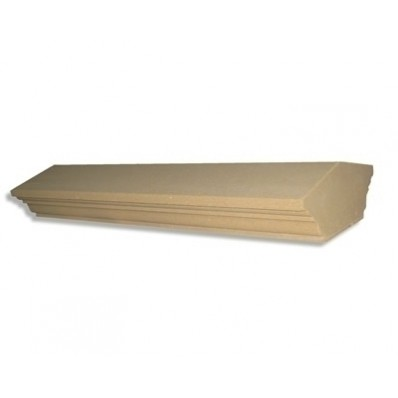 4.5 inch Regency Wall Coping Stone