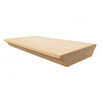 4.5 inch, 115mm Regency Flat Wall Coping Stone