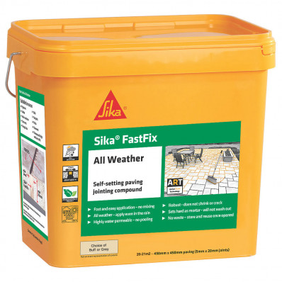 Sika FastFix All Weather - Paving Jointing Compound