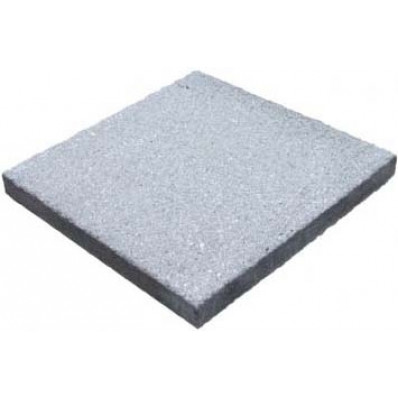 Castacrete Textured Paving Slabs 600x600, 11.9m2, 33PACK, Grey Natural