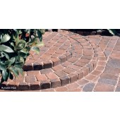 Cemex Chelsea 50 Driveway Block Paving, Single Size Pack, Autumn Hue