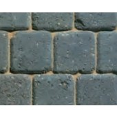 Cemex Chelsea 50 Driveway Block Paving, Single Size Pack, Charcoal