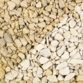 10-20mm Cotswold Buff Decorative Aggregate, 25KG