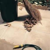Bradstone Peak Smooth Paving, Buff