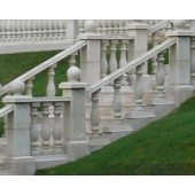 Balustrade End,Corner Pedestal 1000mm