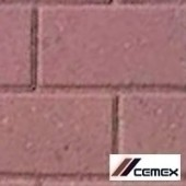 Cemex ReadyDrive 50 Driveway Block Paving 200x100, 10m2 Pack, Red