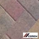 Cemex ReadyDrive 50 Driveway Block Paving 200x100, 10m2 Pack, Sunrise