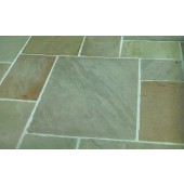 Raj, Natural Sandstone Patio