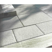 Castacrete Textured Paving, Grey Natural