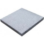Castacrete Textured 600x600 Paving Slab, Grey Natural