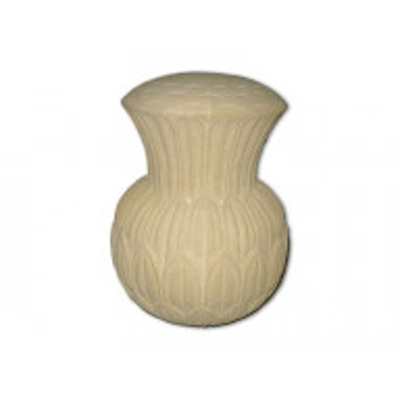 Regency 12 inch Thistle Cast Stone Finial