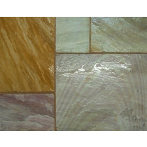 Castacrete Calibrated Sandstone Paving 15.25m2 Patio Pack - Raveena