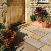 Bradstone Natural Sandstone Paving, Heather Ridge, 15.30m2 Patio Pack