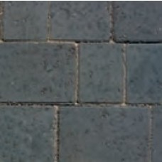 Cemex Barbican 50 Driveway Block Paving, Single Size Pack, Charcoal