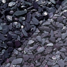 10-20mm Blue Slate Decorative Aggregate, 25KG