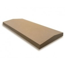 21 inch, 530mm Dry Cast Utility Twice Weathered Wall Coping