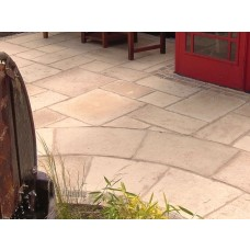 Olde York Paving - Worn Limestone