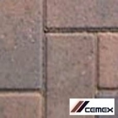 Cemex ReadyDrive 50 Driveway Block Paving 200x100, 10m2 Pack, Autumn Hue