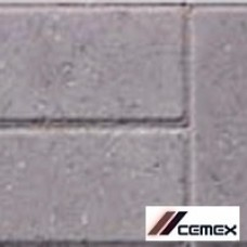 Cemex ReadyDrive 50 Driveway Block Paving 200x100, 10m2 Pack, Natural Grey