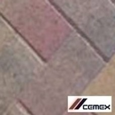 Cemex ReadyDrive 50 Driveway Block Paving 200x100, 10m2 Pack, Sunrise