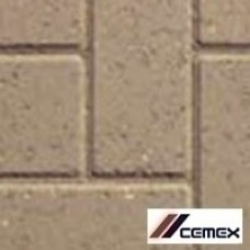 Cemex ReadyDrive 50 Driveway Block Paving 200x100, 10m2 Pack, Wheatmeal