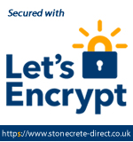 Secured with LetsEncrypt