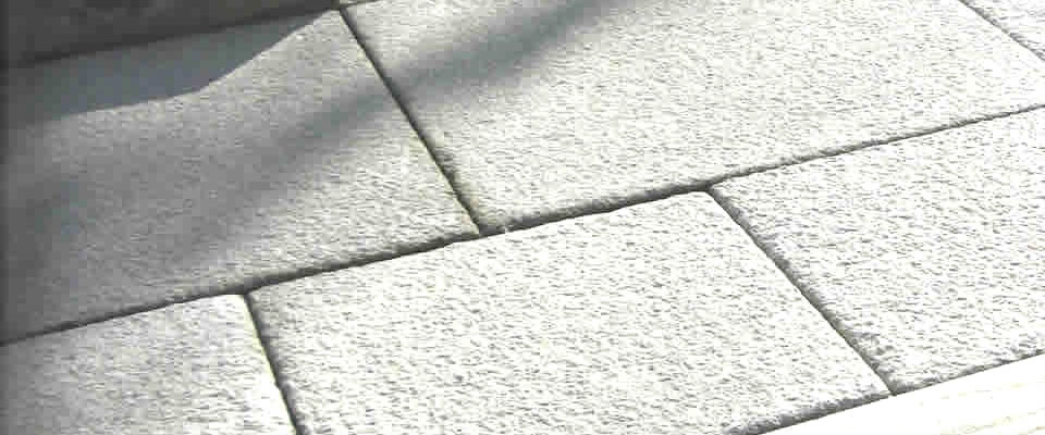 Castacrete Textured Paving, Grey